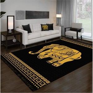 Doube Sided Rug Elephant kétoldalas mosható szőnyeg, 120 x 180 cm - Kate Louise