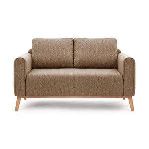 Milton világosbarna 2 személyes kanapé - Vivonita