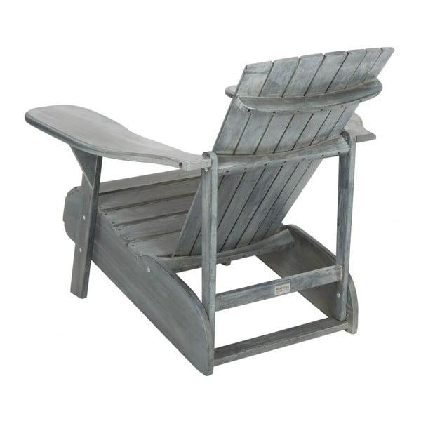 Mopani Grey szürke kerti fotel - Safavieh
