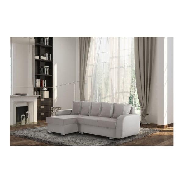 Destin szürkésbarna kanapé, bal oldalas - Interieur De Famille Paris