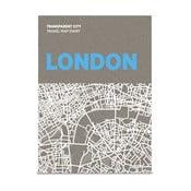 Transparent City London írható térkép - Palomar