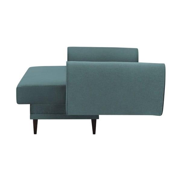 Laila zöld kinyitható kanapé - HARPER MAISON