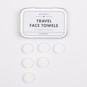 20 db-os arctörlő készlet utazáshoz - Men´s Society