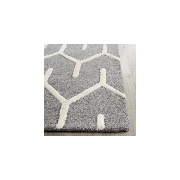 Chara gyapjú szőnyeg, 121 x 182 cm - Safavieh