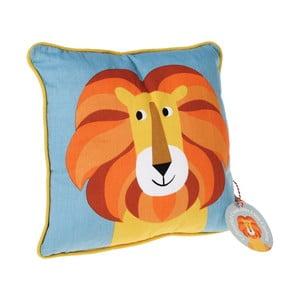 Charlie The Lion párna, 30 x 30 cm - Rex London