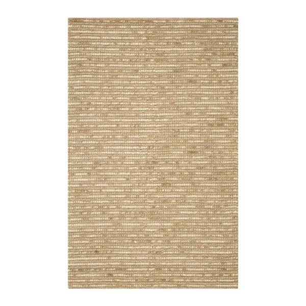 Mallawi Natural szőnyeg, 152x91 cm - Safavieh