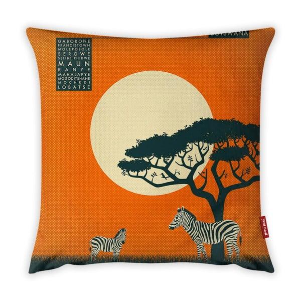 Retreno Orange párnahuzat, 43 x 43 cm - Vitaus