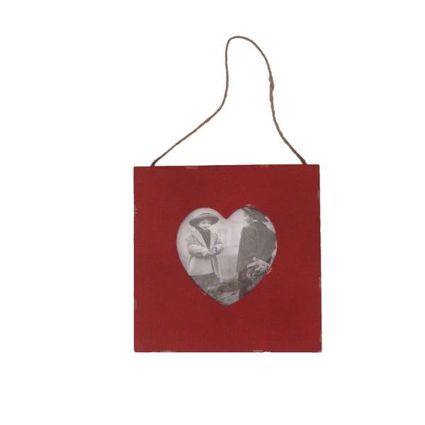 Romance fából készült felakasztható fényképkeret - Antic Line