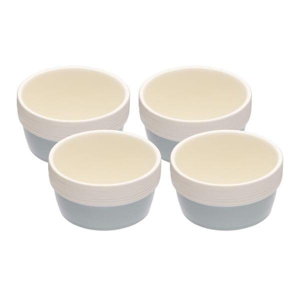 Classic Collection 4 db-os kerámia sütőtálka szett, ⌀ 9 cm - Kitchen Craft