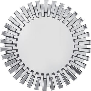 Sprocket fali tükör, Ø 92 cm - Kare Design