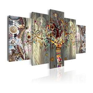 Tree of Life többrészes vászonkép, 100 x 50 cm - Bimago