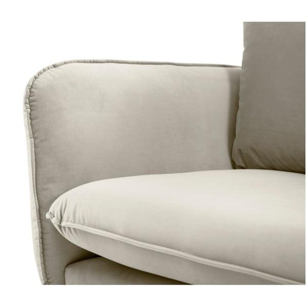 Vienna bézs fotel - Cosmopolitan Design