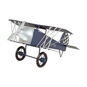 Repülőgép formájú fém dekoráció - Strömshaga
