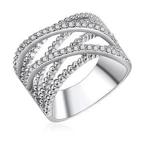 Criss ezüstszínű női gyűrű, 58-as méret - Runaway