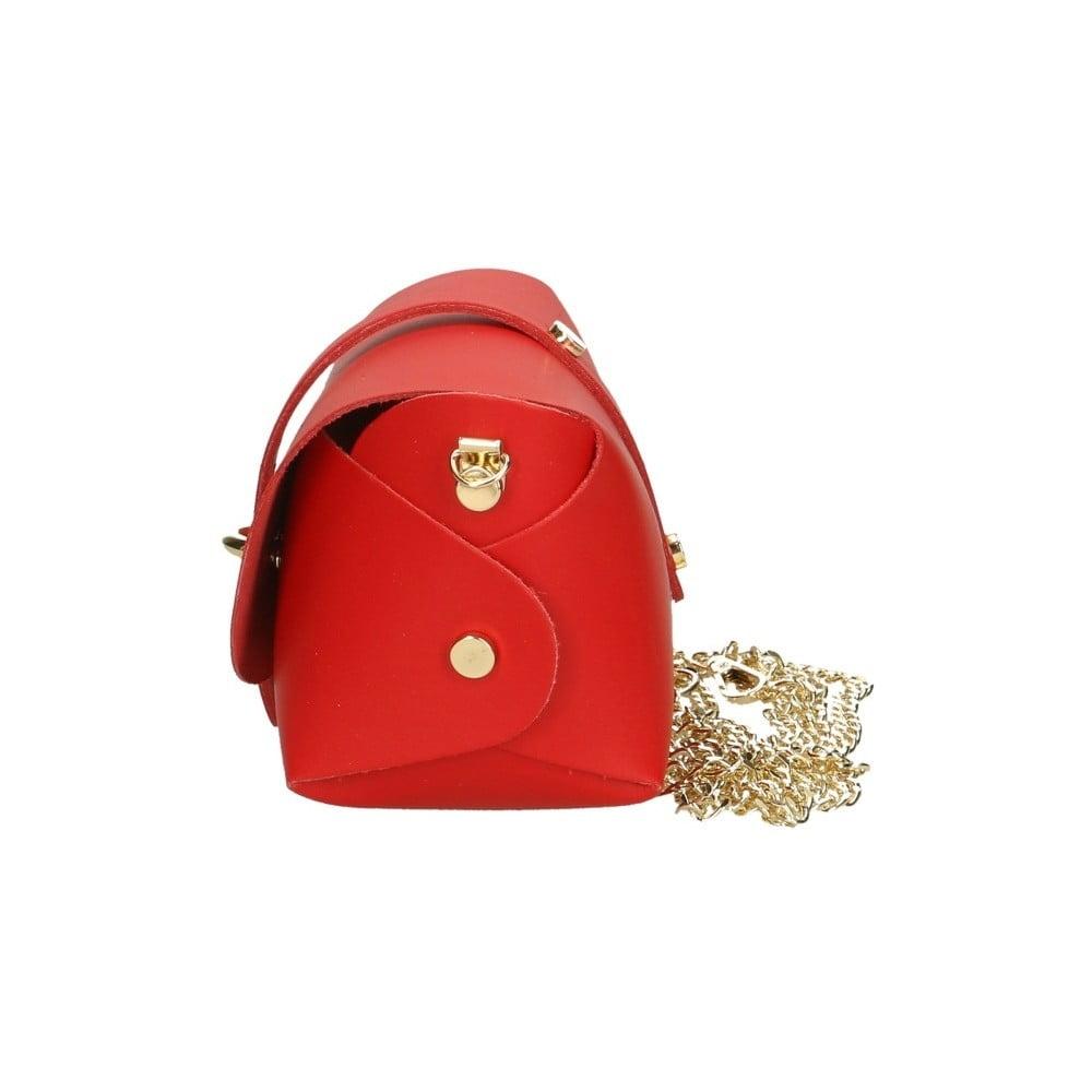 ... Sarita piros bőr retikül - Roberto Buono ... 06fe6f952b