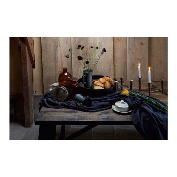 Craft tömör fenyőfa étkezőasztal, 220 x 90 cm - BePureHome