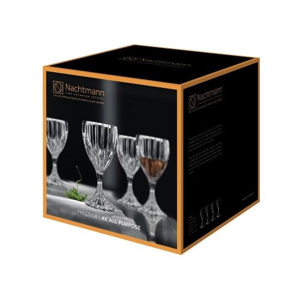 Prestige Purpose 4 db-os kristálypohár szett, 280 ml - Nachtmann