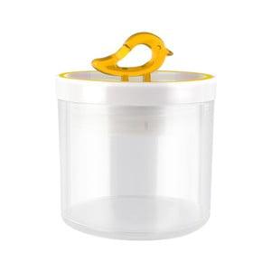 Livio sárga konyhai tároló doboz, 400 ml - Vialli Design