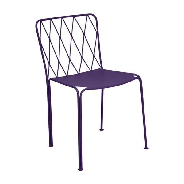 Kintbury lila kerti szék - Fermob