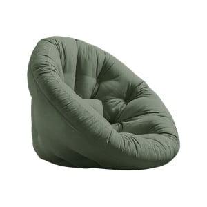 Variabilní křeslo Karup Design Nest Olive Green