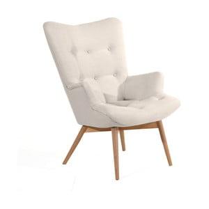 Aiko krémszínű fotel - Max Winzer