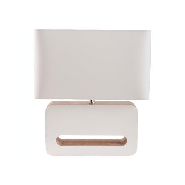Wood fehér asztali lámpa - Zuiver