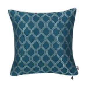 Mandi kék párnahuzat, 43 x 43 cm - Apolena