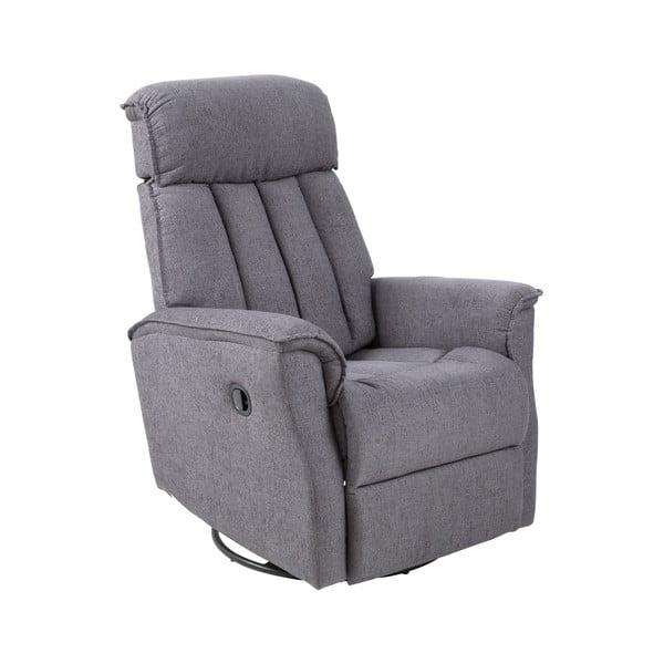 Jordan szürke állítható fotel - Actona