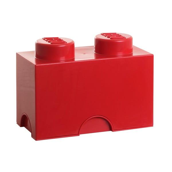 Piros tároló doboz 2 - LEGO®