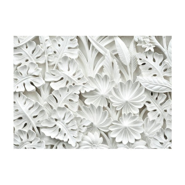 Alabaster Garden nagyméretű tapéta, 350 x 245 cm - Bimago