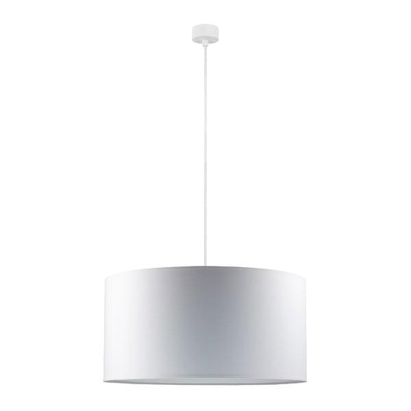 Mika fehér függőlámpa fehér kábellel, ∅ 50 cm - Sotto Luce