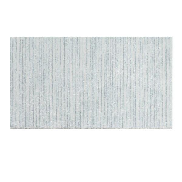 Deri Dijital Turquoise Malna bársonyszőnyeg, 80 x 300 cm