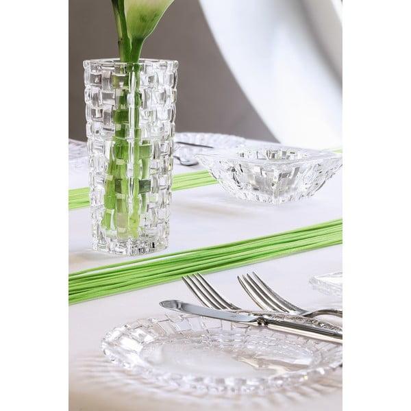 Bossa Nova kristályüveg váza, magasság 28 cm - Nachtmann