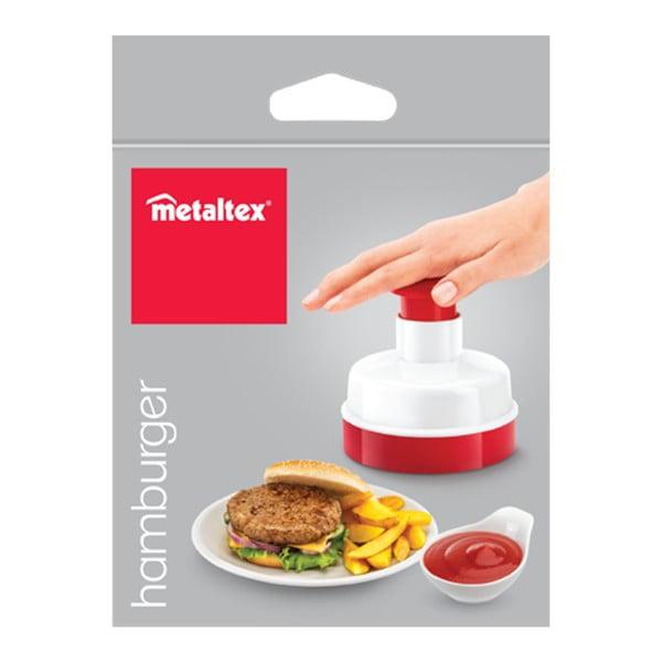 Hamburger húsprés, ø 10cm - Metaltex