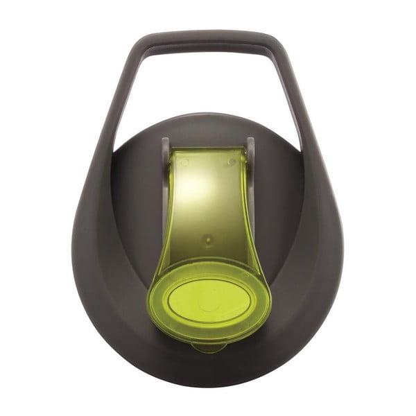 Loooqs zöld vizespalack szűrővel, 800 ml - XD Design