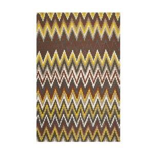 Lojento barna szőnyeg, 243x152 cm - Safavieh