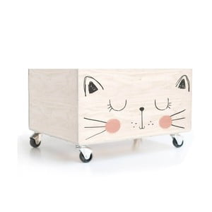 Cat görgős faláda - Little Nice Things