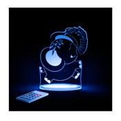 Elephant LED éjjeli lámpa gyerekeknek - Aloka