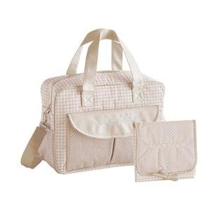 Vichy bézs pelenkázó táska szett bdfa23f4a2