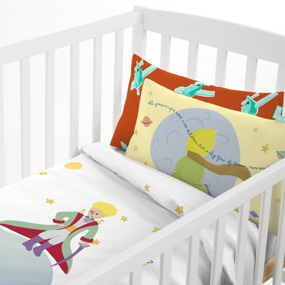 Little Prince pamut gyermek ágyneműhuzat garnitúra párnahuzattal ... f5a7b918da