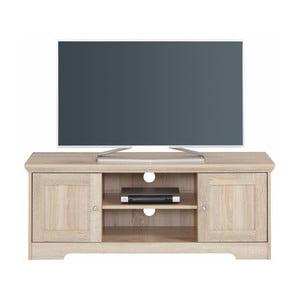 Annie tölgyfa színű TV asztal, 120 x 45 cm - Støraa