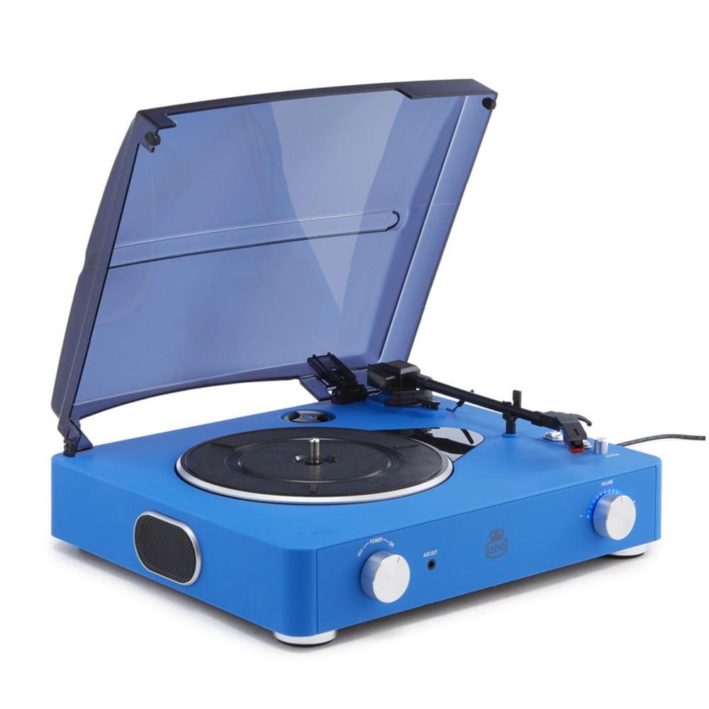 Stylo II Cobalt Blue kék lemezjátszó - GPO  ff6b22bf6d