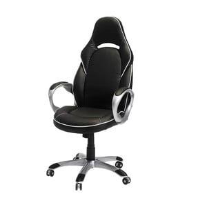 Speedy fekete-fehér irodai szék - Furnhouse