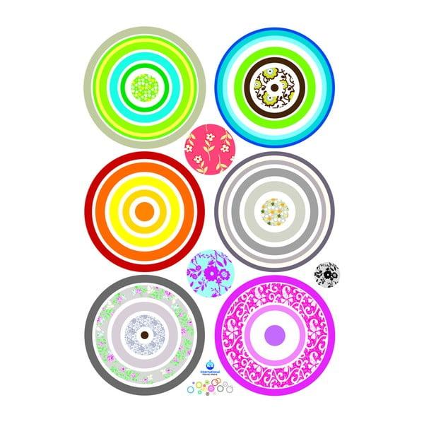 Colorful Bubbles falmatrica - Ambiance