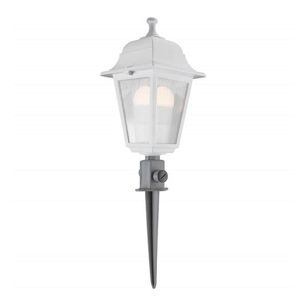 LED Gardenium fehér kerti lámpa
