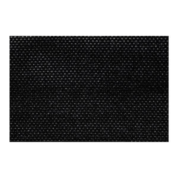Aventure fekete kanapé, jobb oldalas - Interieur De Famille Paris
