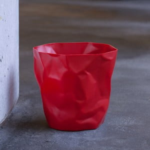 Bin Bin Red piros szemetes kosár - Essey