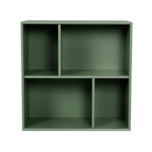 Z Cube sötétzöld polc, 70x70cm - Tenzo