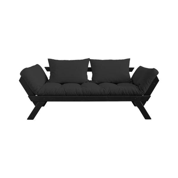 Bebop Black/Dark Grey kanapé - Karup