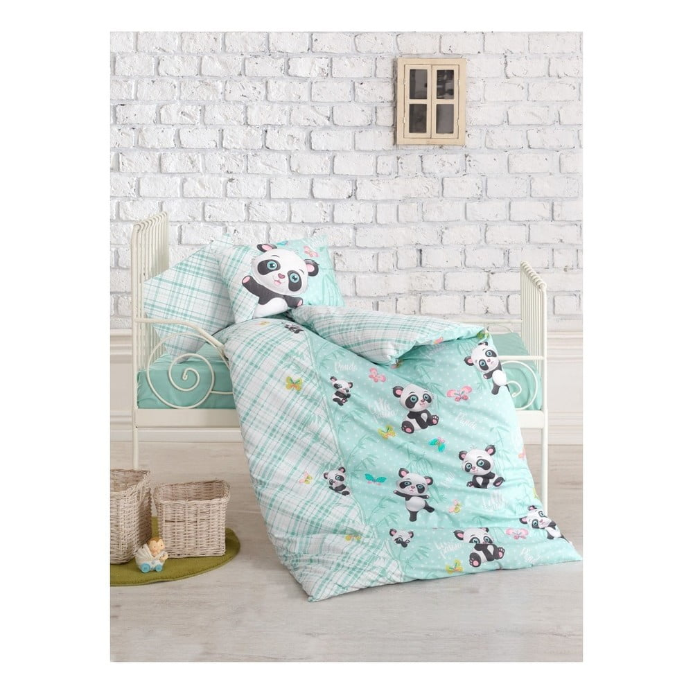 Panda gyermek ágyneműhuzat garnitúra 3e5420fca3